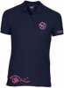 Monkey Music Ladies Polo Shirt