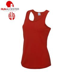 Run Alcester Ladies Cool Wicking Vest