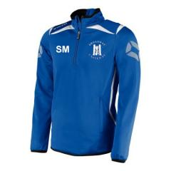 SNR - Broadway United FC 1/2 Zip Training Top