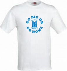 SNR - Broadway United FC Go Big T - Shirt
