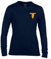 Tri - Force Ladies L/S T Shirt