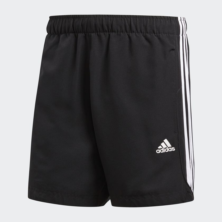 Adidas Essentials 3 Stripe Chelsea Short