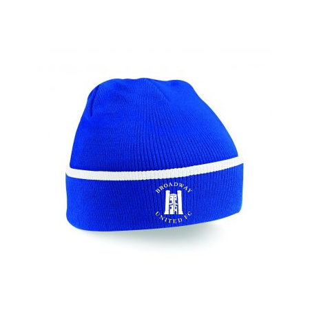 Broadway United FC Cuffed Beanie