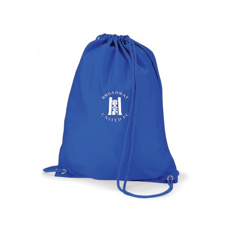 Broadway United FC Gym Sack