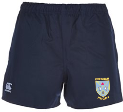 Evesham RFC Canterbury Pro Shorts SENIOR