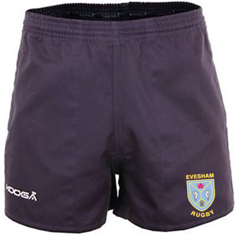 Evesham RFC club shorts SENIOR