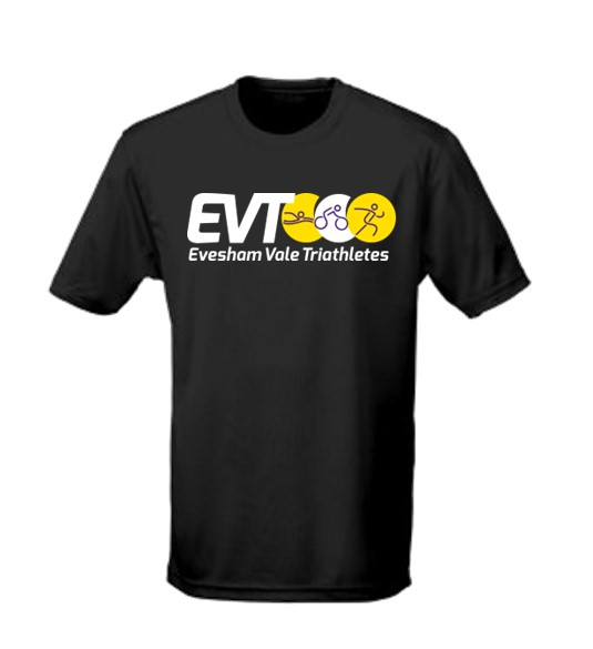 Evesham Vale Triathletes Men's Cool Tshirt
