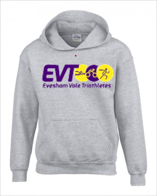 Evesham Vale Triathletes Junior Hoodie