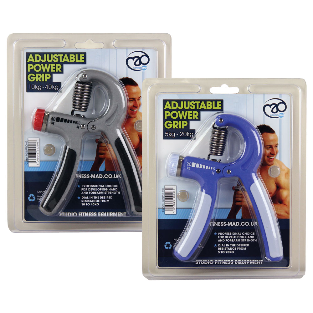 Fitness Mad Adjustable Power Grip