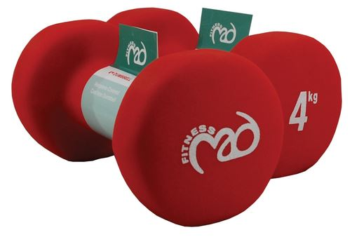 Fitness Mad Dumbbells