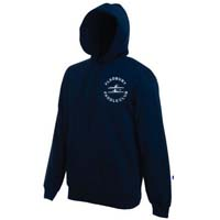 Fladbury Paddle Club adult navy hoodie