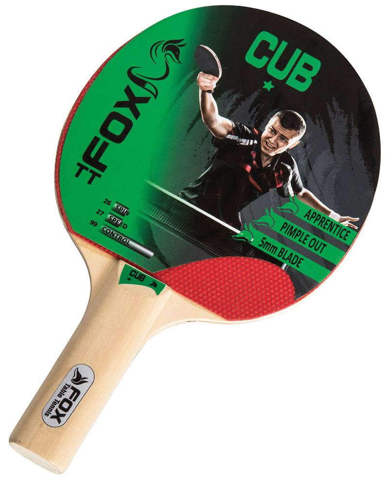 Fox Club 1 Star TT Bat