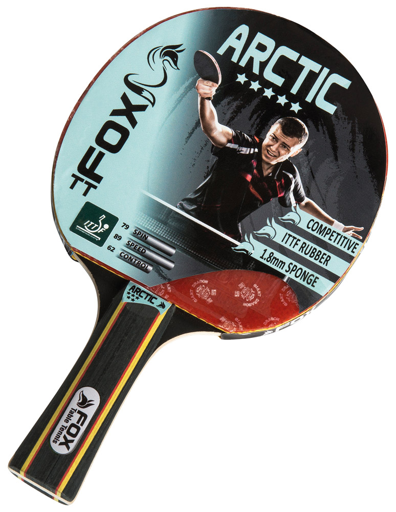 Fox TT Arctic 5 Star Bat