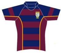 Evesham RFC Match Shirt JUNIOR