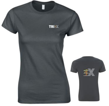 Ladies Tri - X T Shirt