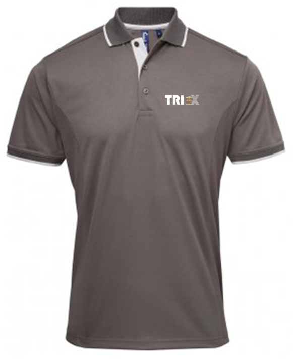 Mens Tri - X Polo Shirt