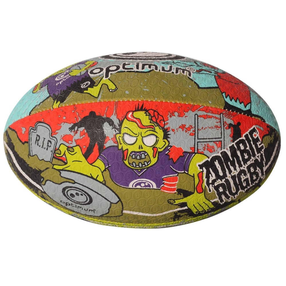 Optimum Zombie Rugby Ball