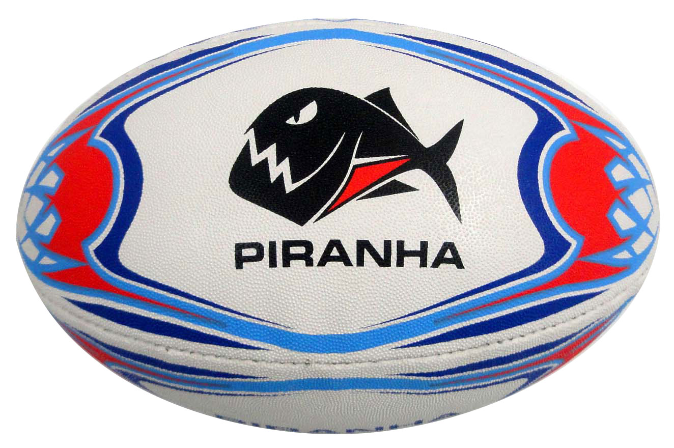 Piranha Cariba Mini and Midi Rugby Ball