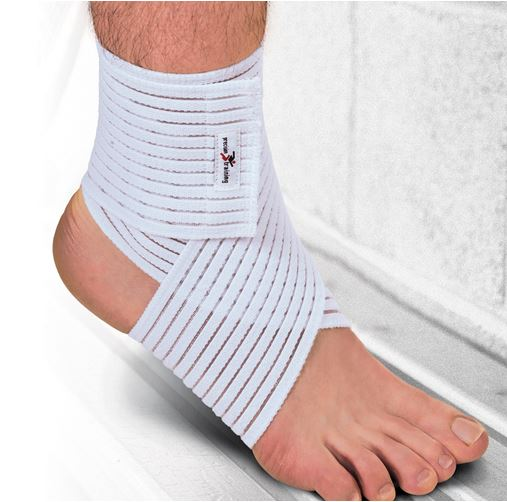 Precision Training Ankle/Elbow Wrap