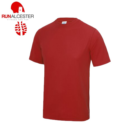 Run Alcester Men's Cool Wicking T-Shirt