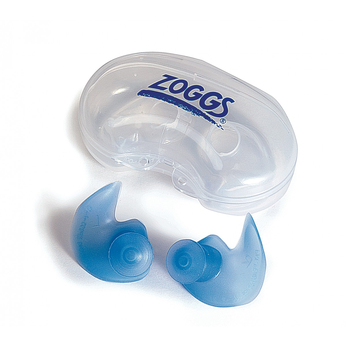 Zoggs Swimming Aqua Ear Plugs - Junior